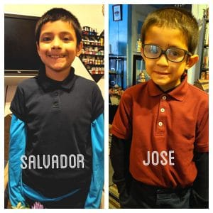 Salvador and Jose